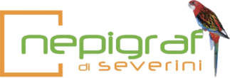 Tipografia Serigrafia a Nepi Logo