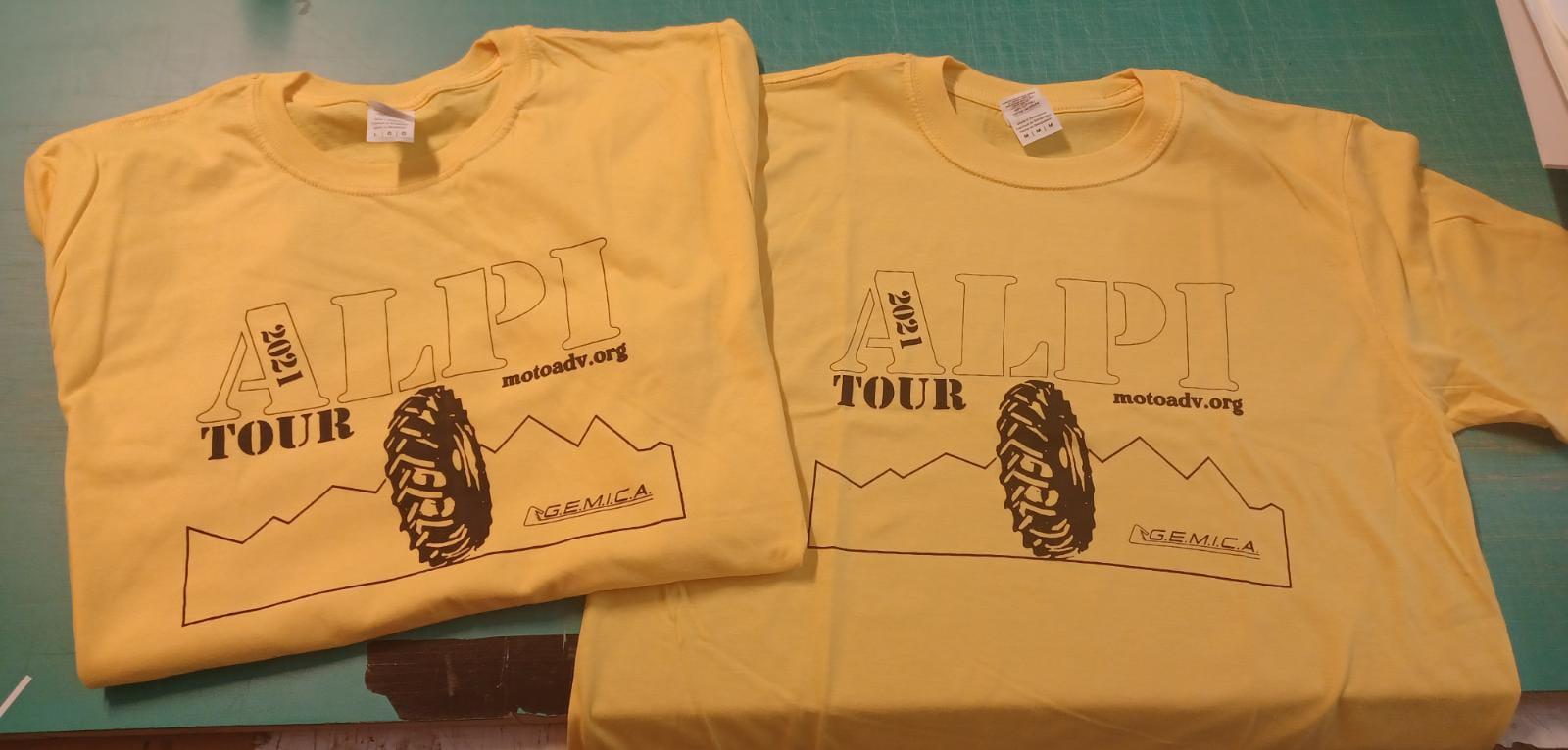 T-Shirt Motor Adventure